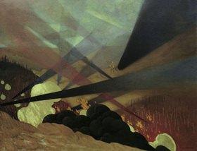 Felix Vallotton: Verdun, tableau de guerre interprété