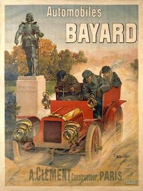 Automobiles BAYARD. A.CLÉMENT