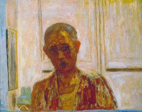 Pierre Bonnard: Selbstbildnis im Spiegel