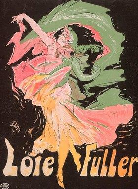 Jules Cheret: Loie Fuller