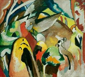 Wassily Kandinsky: Improvisation Nr. 19a, Sommer