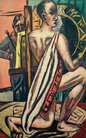 Max Beckmann: Akademie I