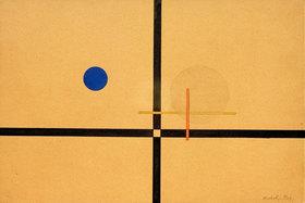 László Moholy-Nagy: Komposition, 1922