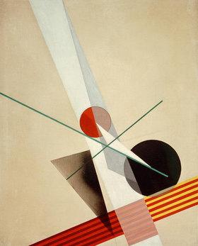 László Moholy-Nagy: Komposition A XXI