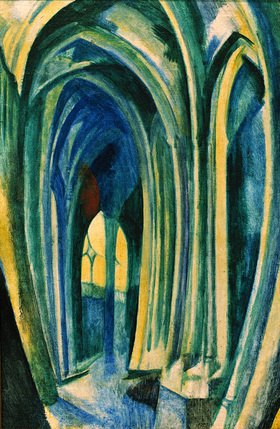 Robert Delaunay: Saint-Séverin No