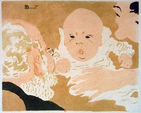 Pierre Bonnard: Familienszene