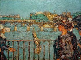 Pierre Bonnard: Le Pont des Arts
