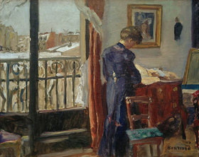 Pierre Bonnard: Wintertag