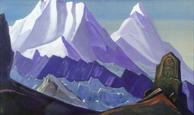 Nikolai Konstantinow Roerich: Der Himalaya