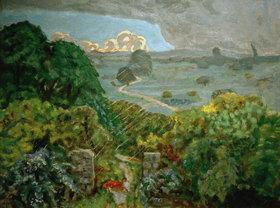 Pierre Bonnard: Gewitter in Vernouillet