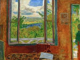Pierre Bonnard: Fenêtre ouverte sur la Seine