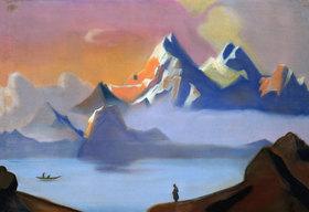 Nikolai Konstantinow Roerich: Tibet