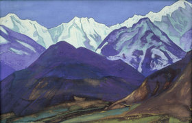 Nikolai Konstantinow Roerich: Kulluta