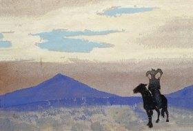 Nikolai Konstantinow Roerich: Die Mutter des Dschingis Khan