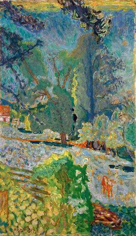 Pierre Bonnard: Paysage normand