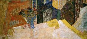 Pierre Bonnard: Stillleben mit Blumenstrauß. Die Venus von Kyrene