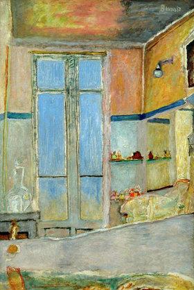 Pierre Bonnard: Im Badezimmer (Skizze)