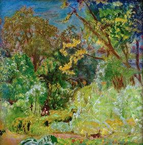 Pierre Bonnard: Sonnenstrahl