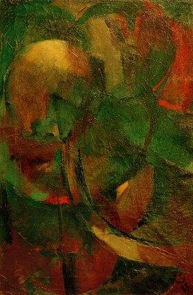 Kurt Schwitters: Abstraktion 26, Zarte Sypmphonie