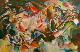 Wassily Kandinsky: Komposition VI