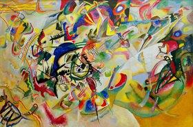 Wassily Kandinsky: Komposition VII