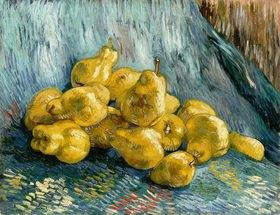 Vincent van Gogh: Quittenstillleben