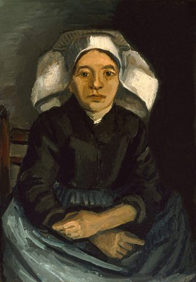 Vincent van Gogh: Bäuerin