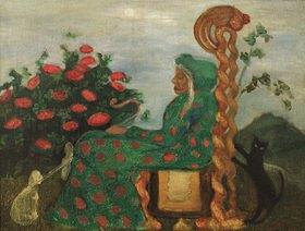 Paula Modersohn-Becker: The Fairytale Witch