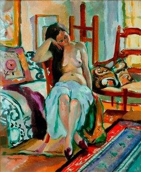 Henri Manguin: Nude in an Interior