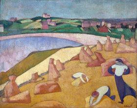 Pierre Bonnard: Ernte an der Küste