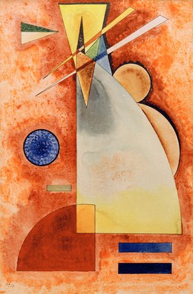 Wassily Kandinsky: Ineinander