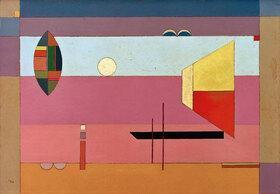 Wassily Kandinsky: Kühle Streifen