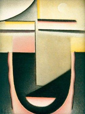 Alexej von Jawlensky: Abstract Head