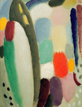 Alexej von Jawlensky: Variation: Hymne