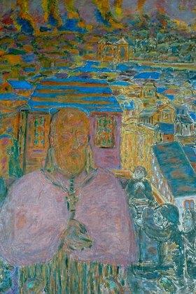 Pierre Bonnard: Gemaelde des heiligen Franz von Sales