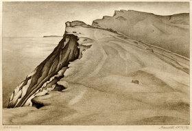 Alexander Kanoldt: Hiddensee II