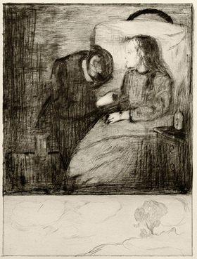 Edvard Munch: Das kranke Kind
