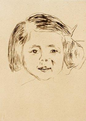 Edvard Munch: Herbert Esches Tochter Erdmute