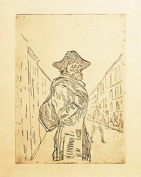 Edvard Munch: Der Lumpensammler