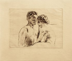 Edvard Munch: Mann und Frau