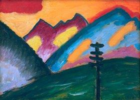 Alexej von Jawlensky: Einsamkeit