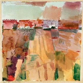 """Paul Klee: Paul Klee """"Kairouan"""" 1914."""
