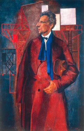 Wsewolod Emiljewitsch Meyerhold: Portrait W.E.Meyerhold