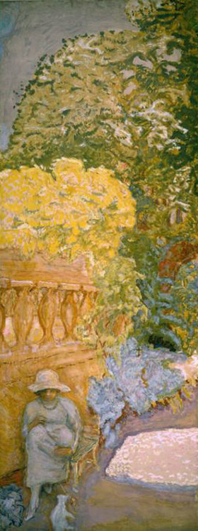 Pierre Bonnard: La Mediterranée