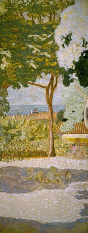 Pierre Bonnard: La Mediterranee
