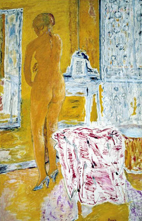 Pierre Bonnard: EL GRAN DESNUDO AMARILLO