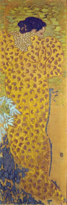 Pierre Bonnard: Der Morgenmantel