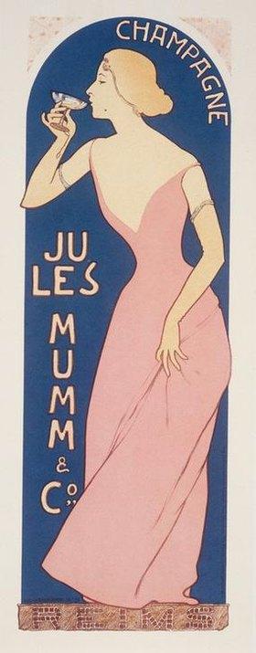Champagne Jules Mumm & Cie