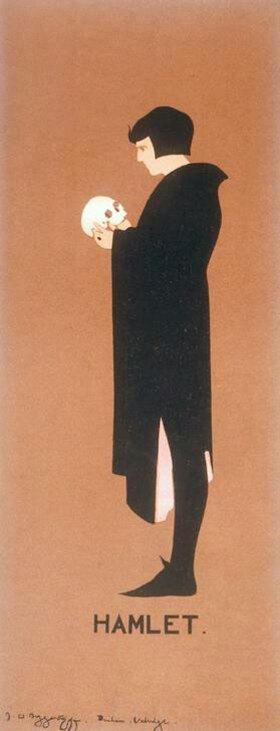 William Nicholson: Hamlet