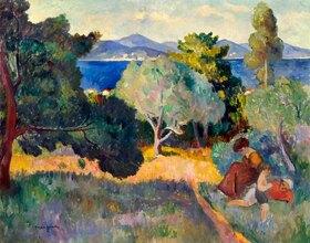 Henri Manguin: Saint Tropez